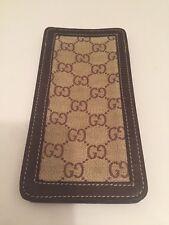 Vintage Gucci Singlass case / holder
