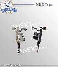 Flex flat IPHONE 4S CAVO TASTI VOLUME JACK CUFFIE BIANCO