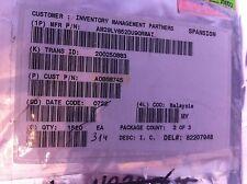 Spansion Flash Memory MPN: AM29LV652DU90RMAI, 63-Pin FBGA, OBSOLETE, NEW!