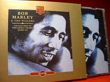 BOB MARLEY  The very best of  THE EARLY YEARS 1968 - 74   Music Club  CD *