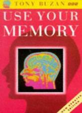 Use Your Memory-Tony Buzan, 9780563371021