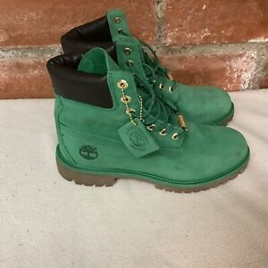 Timberland Boots Mens Green Size 7.5