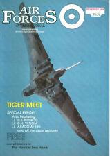 AIR FORCES INTERNATIONAL NOV 88 RAF NIMROD MR AEW_DH VENOM_WW2 Ar196_RAAF LANCAS