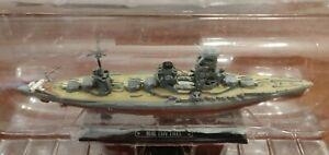 RARE23 IJN BB HYUGA BATTLESHIP 1:1250 NEW SHIP WAR EAGLEMOSS