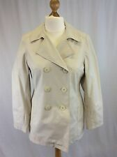 BNWT House of Fraser - Size 14 - Ladies Stone Coat RRP £80 New Mac