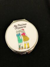 Personalized Expression Love Compact Mirror
