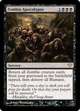 ZOMBIE APOCALYPSE Dark Ascension MTG Black Sorcery RARE