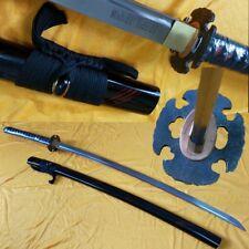 Hand Made Japanese Samurai Katana Full Tang Swords 1060 High Carbon Steel Blade