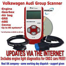 VW Beetle Golf Polo Bora Eos Fox Caddy Fault Code Diagnostic Reader Scanner tool