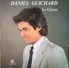 Daniel Guichard - Le Gitan - Vinyl 33T