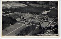 Nordkirchen Nordrhein-Westfalen Postkarte ~1930 Schloß Nordkirchen Luftbild