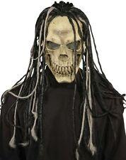 Máscara de Horror: cráneo con perseguido