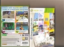 DREAMCAST COLLECTION XBOX 360 / X BOX 360 4 GAMES INC SPACE CHANNEL 5 PART 2