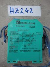 Pepperl + Fuchs K-System KHD2-TA1/Ex2 20302 S as seen in Photo #Z242