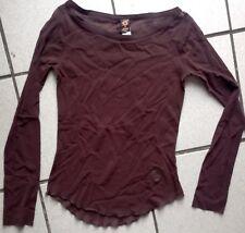 Jean Paul Gaultier Shirt Mesh Braun Gr. XL