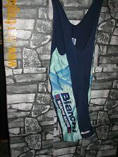 Vintage Cycling jersey shirt '80s Bianchi Martini shorts maglia bici ciclismo