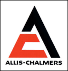 Allis Chalmers tractor logo t-shirt            0218   S,M,L or XL