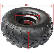 "16x8-7 7"" Wheel Tire Rim ATV Quad Go Kart 110cc 125cc Left Side Taotao Roketa 80"