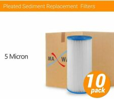 10 pc Culligan R50-BBSA Compatible 5 Micron Water Cartridge HD-950 Filters