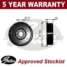 Gates V-Ribbed Belt Tensioner Pulley For Ford Mazda T36228