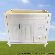 "Bathroom Vanity Antique White shaker 36"" W x 21""D x 32"" H American Style"