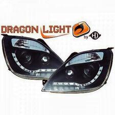 Ford Fiesta V (JH_, JD_)Bj02-05 Set Scheinwerfer DRAGON-LIGHTS LED Standlichtlei