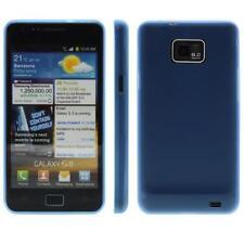 Für Samsung S2/i9100 TPU Case/Cover/Bumper/Hülle/Farbe Blau