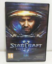 StarCraft II: Wings of Liberty (Windows/Mac: Mac and Windows, 2010) with Manual