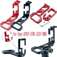 QR Release L Plate L Bracket Vertical Shoot for Sony A7RIV A7R4 ILCE-7RM4 Parts