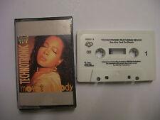 TECHNOTRONIC Ft REGGIE Move That Body  – 1991 UK Cassette Single – Euro House