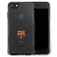 Fc Barcelona iPhone 7 TPU Clear Hard Mobile Phone Case Protector