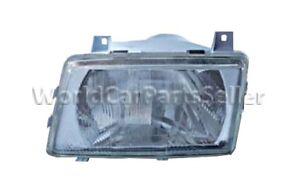 SAAB 9000 CS 5DR 1987-1992 Headlight Lens Glass RIGHT RH