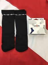 Snorkel lycra socks one size fits most scuba diving equipment black bootie gift