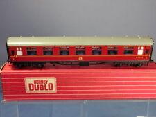 Pressed Steel Analogue OO Gauge Model Railway Coaches