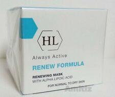 HL HOLY LAND Renew Formula Renewing Mask with Alpha Lipoic Acid 50ml / 1.7oz