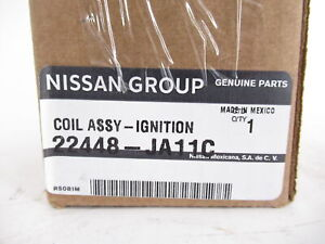 Genuine OEM Nissan Infiniti 22448-JA11C Ignition Coil Assy (1)