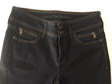 NWT Esprit collection dark blue jeans zipper pockets size 6 NWT $119.50 fit bern