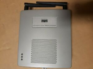 Cisco Aironet AIR-AP1231G-A-K9 Wireless Access Point w/ Antennas and With Mount