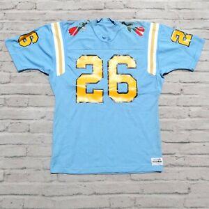 Vintage 80s UCLA Bruins Rose Bowl Football Jersey by Sand Knit
