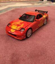 1993 Mazda RX-7 Red 2Fast & 2Furious 1:18 Scale Diecast Model Car