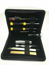 More details for east top luxury 8in 1 professional harmonica repair kit