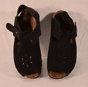 Birkenstock Papillio Snap Clip Sandals w Back Strap 39