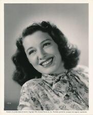 ELLEN DREW Beautiful Original Vintage 1943 RAY JONES Universal Portrait Photo