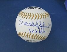 Brooks Robinson Baltimore Orioles Signed 16X GG Gold Glove Baseball JSA 134728