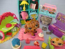 Littlest Pet Shop Lot of 12 Random Lps Compatible Bedroom Accessories