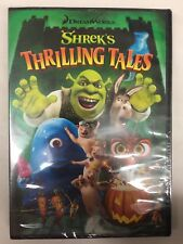Shrek's Thrilling Tales [New Dvd] Free Shipping