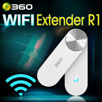 360 WiFi Extender R1Wireless Network Wifi Amplifier Repeater Signal Booster UKLY