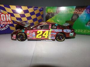 1/24 JEFF GORDON #24 DUPONT CHROMALUSION  1998 ACTION NASCAR DIECAST