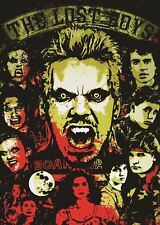 THE LOST BOYS KEITHER SUTHERLAND POSTER PICTURE WALL ART PRINT A3 AMK2556