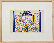 """Apollon"" by Henri Matisse (Framed Original Fine Art)"